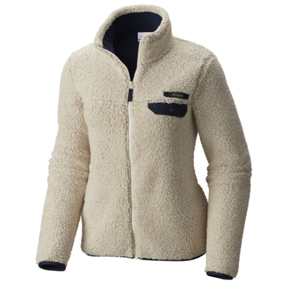 Columbia Jackets & Blazers - Columbia Women's Mountain Side Heavyweight Fleece